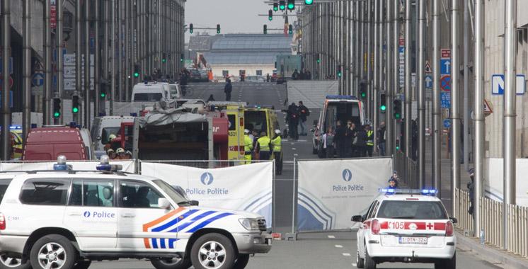 Attentats de Bruxelles : Une marocaine parmi les morts et quatre autres blessés dont deux grièvement