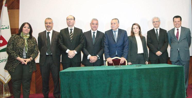 Développement durable :  Le Groupe Al Omrane s'engage !