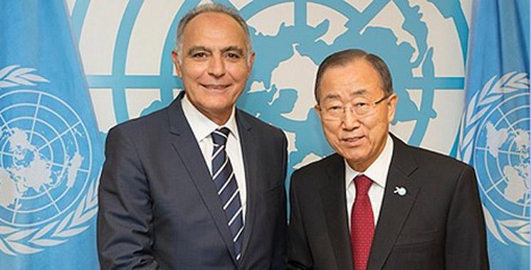 La marche de Rabat fait réagir Ban Ki-Moon