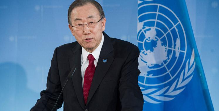 Sahara : Ban Ki-moon mis hors jeu