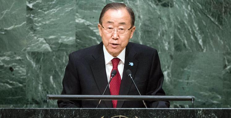 Voici les candidats pour succéder à Ban Ki-moon