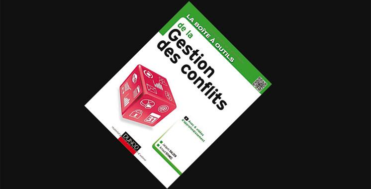 La Boîte à outils de la Gestion des conflits, de Jacques Salzer et Arnaud Stimec