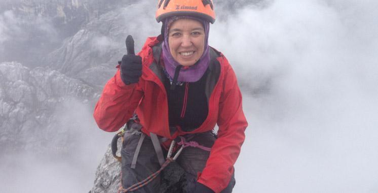 Bouchra Baibanou consacrée au Trophée Mer Montagne: Elle compte escalader l'Everest dès mai prochain