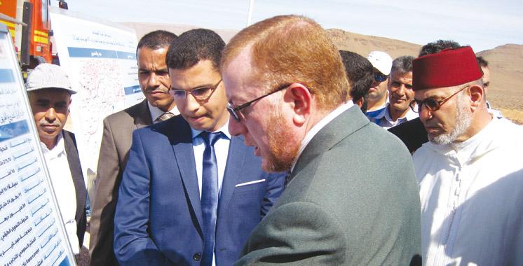 Guelmim-Oued Noun: Un nouveau pont pour 39 millions DH