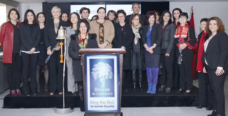 Journée mondiale de la femme: La Bourse de Casablanca pour plus de parité