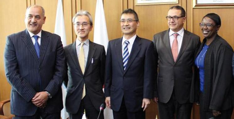 Plan Maroc Vert : 1,41 milliard  de prêt japonais