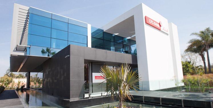 CFG Bank inaugure l'agence principale Rabat-Souissi