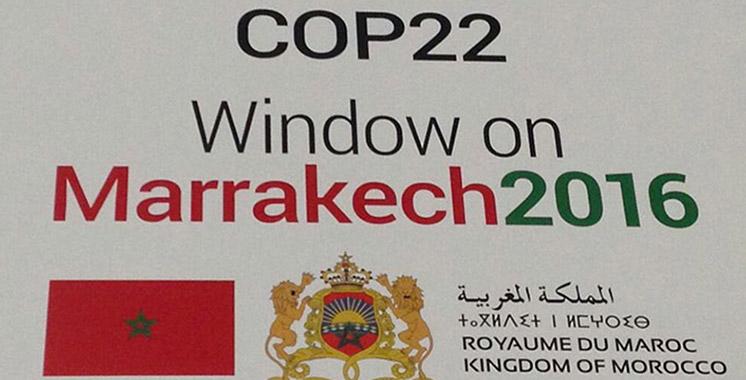 Assistance à maîtrise d'ouvrage: Deux bureaux d'études retenus pour la COP22