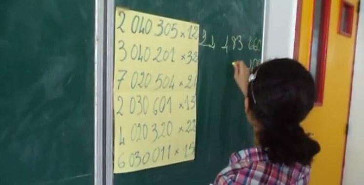 Calcul mental: Tanger abrite la première édition de la compétition régionale