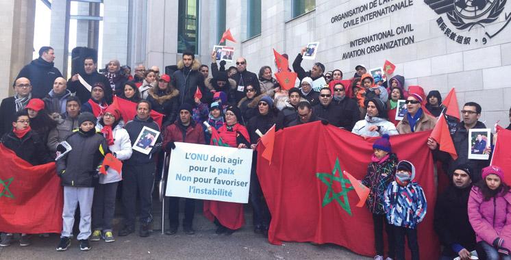 Marocains du Canada: Vague de réactions contre Ban Ki-moon