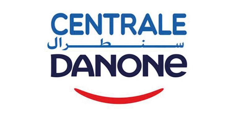 Centrale Danone : Chiffre d'affaires  en recul de 19%