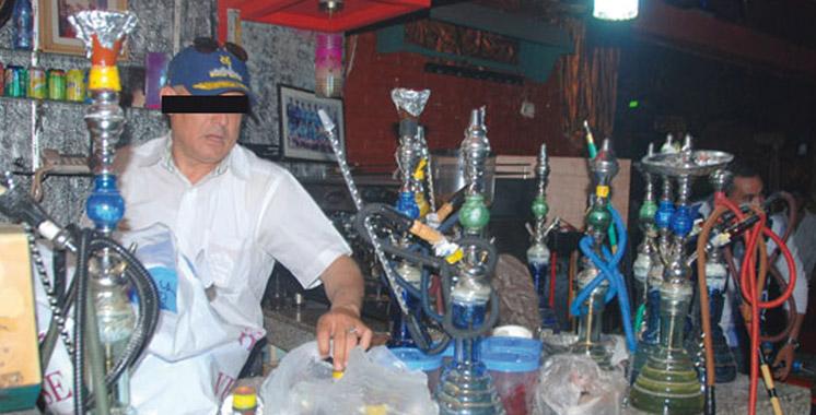 Casablanca : 48 personnes arrêtées  et 22 narguilés saisis dans 3 cafés