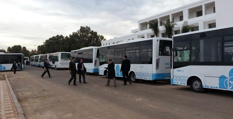 Fès : Des autobus dotés d'une connexion Internet Wi-Fi 4G