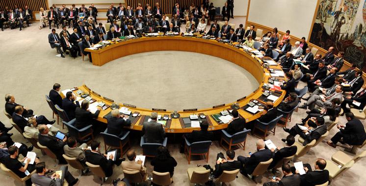 Sahara Marocain : le Conseil approuve la résolution américaine