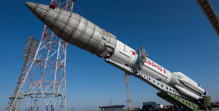 Une fusée pour chercher la vie sur Mars