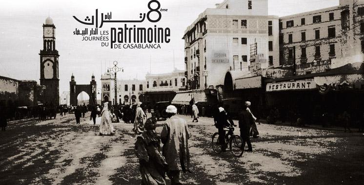 Journées du patrimoine: Exposition photos à Casablanca