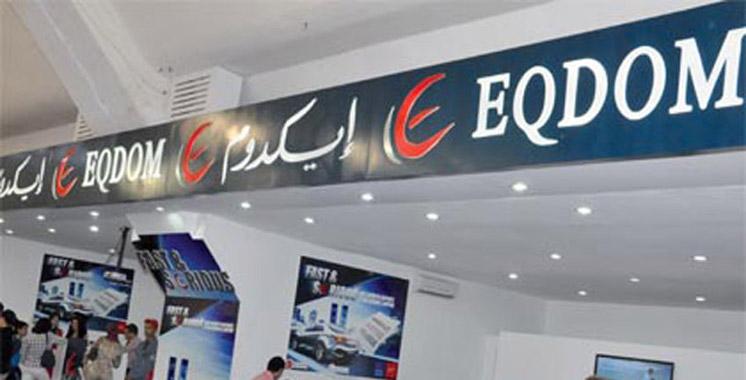 Eqdom : Une production en hausse