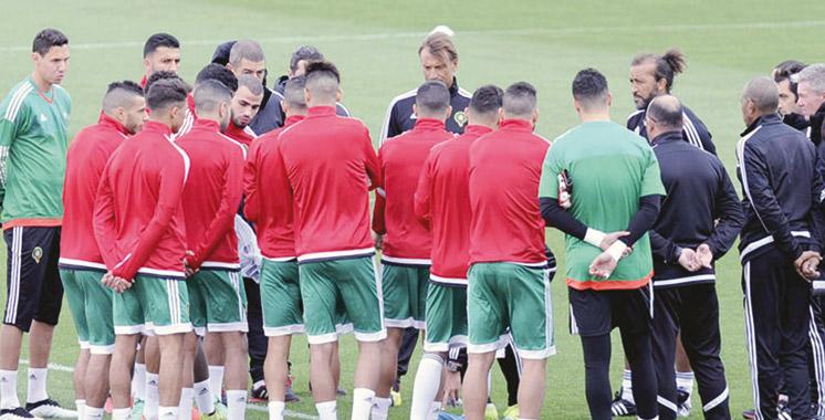 Equipe du Maroc : Stage de préparation à Marrakech avant de défier la Libye