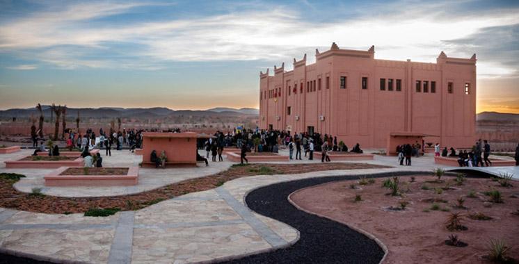 Ouarzazate, première étape de la 10ème édition de la caravane «Prêts pour l'avenir»