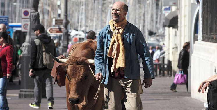 Fatsah Bouyahmed: «J'étais sergent. Grâce à «La vache» je suis passé capitaine»