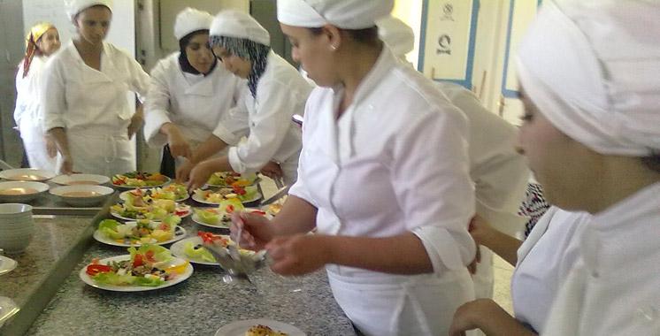 Essaouira prime les femmes diplômées en cuisine