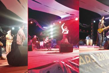 13ème Festival international des nomades: De la musique et des activités qui donnent de l'euphorie