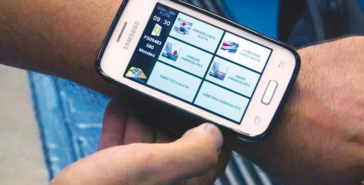 Ford Motor: Des smartphones pour gérer des usines !
