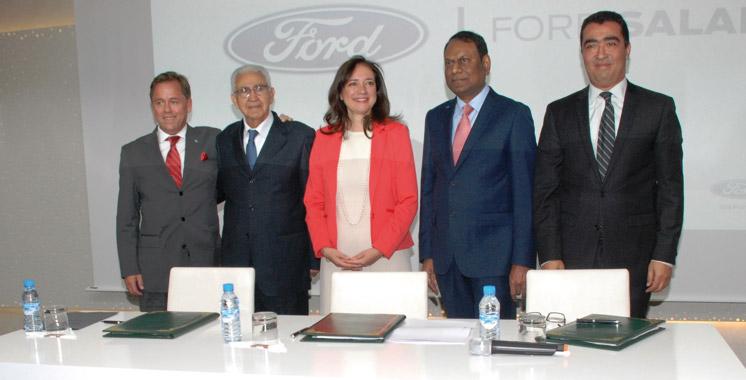 Assurances: «FordSalaf»… Un label deux en un !