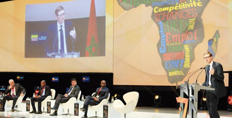 Les principaux leviers de développement  en Afrique : Agriculture, entrepreneuriat et électrification….