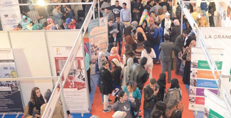 Guelmim: Plus de 8.000 visiteurs au Forum de l'étudiant