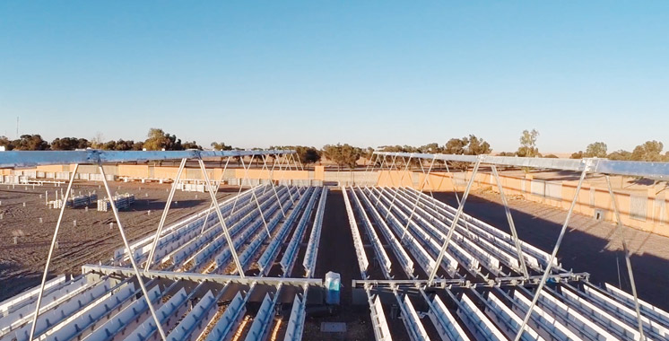 Green Energy Park : Les  premiers  détails…
