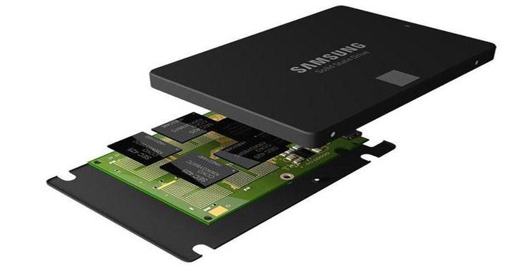 Le plus grand SSD du monde chez Samsung