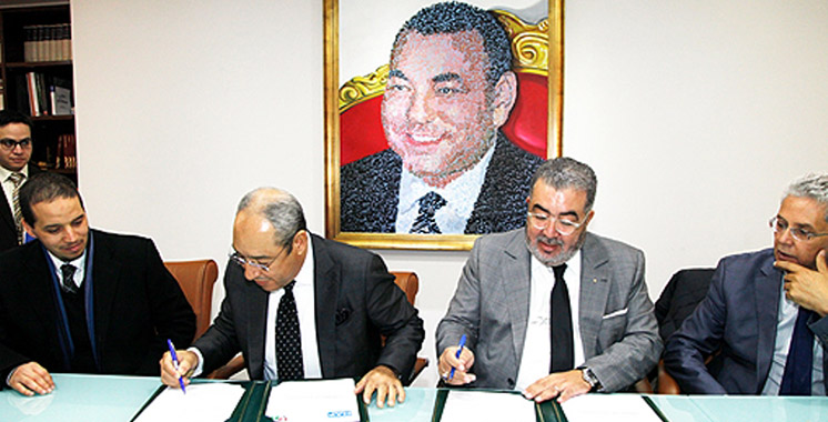 La MAP et FMEJ signe un partenariat pour le développement de la presse digitale