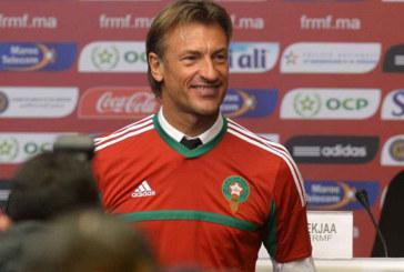 Hervé Renard dévoile la liste définitive des 23 joueurs sélectionnés