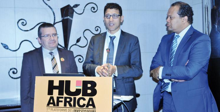 Hub Africa : Un cluster permanent des investisseurs d'Afrique