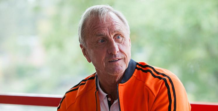 Le légendaire Johan Cruyff est mort