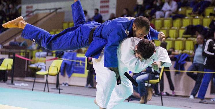 Casablanca  accueille l'Open international de judo 2016