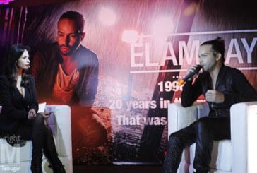 En photo : Elam Jay présente son duo avec Rajae Belmlih