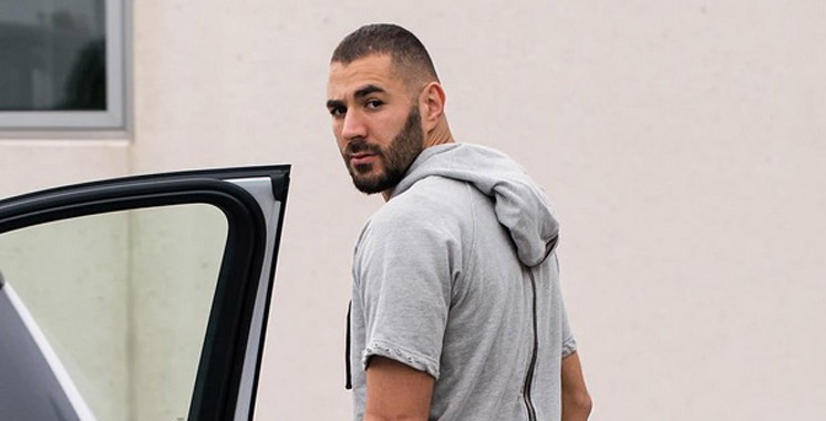 France : levée du contrôle judiciaire de Benzema