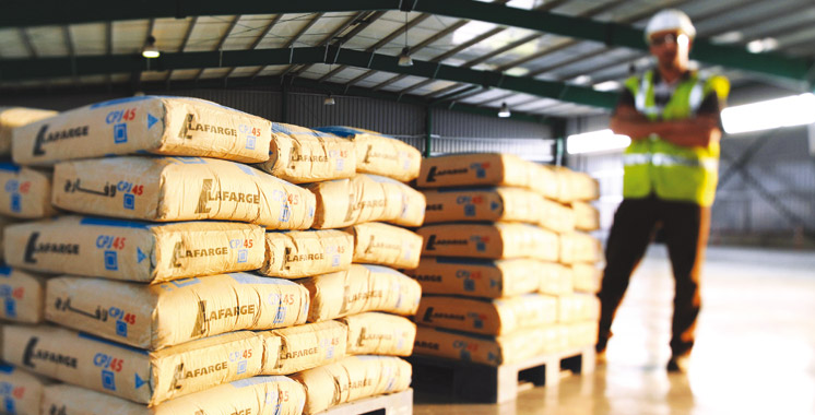 Plus de 2,39 millions de tonnes de ciment consommés à fin février: La tendance 2015 se poursuit