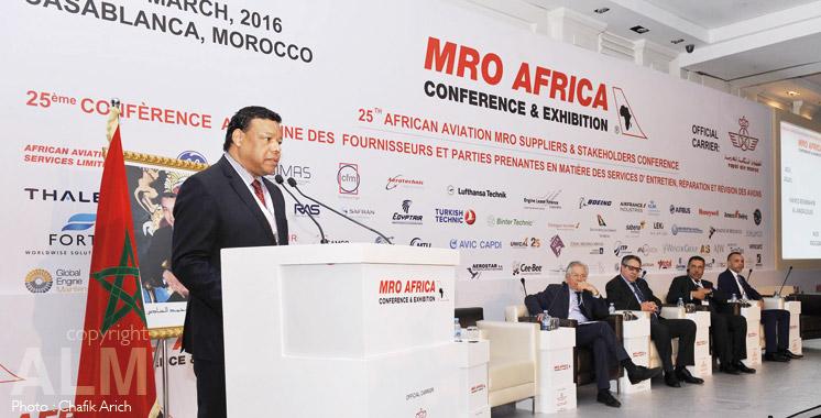 25ème édition du MRO Africa: Le Maroc consolide son positionnement africain