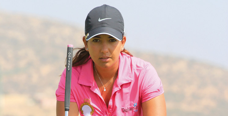 Maha Haddioui: La golfeuse qui flirte avec  le sommet
