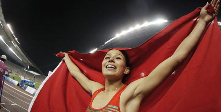 Championnats du monde d'athlétisme: Malika Akkaoui et Rabab Arafi en finale du 1.500m
