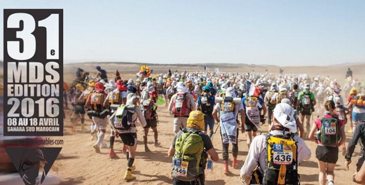 Marathon des Sables: 31ème édition et pas une ride