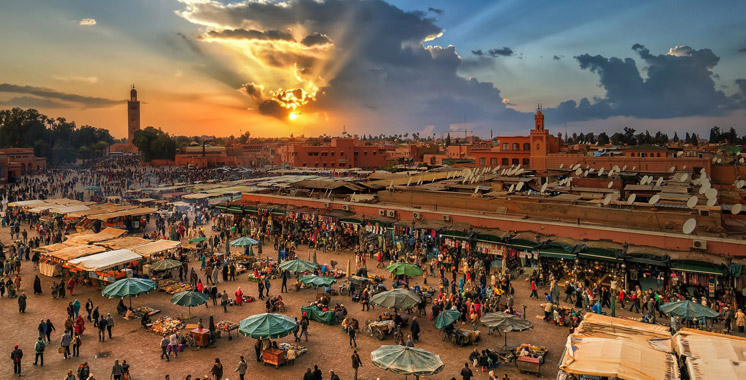 Marrakech: Incendie dans un fast-food à Jemaa El Fna