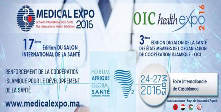 Casablanca: La Semaine nationale de la santé du 20 au 26 mars
