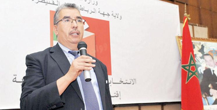 Le conseil de la ville de Rabat sans le PAM