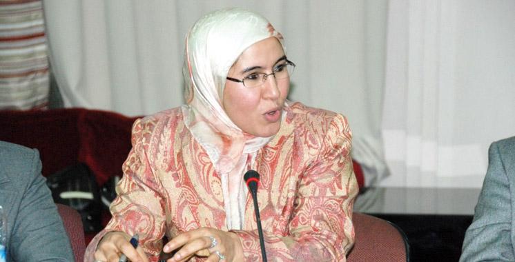 Nezha El Ouafi: «Les relations doivent être établies dans le respect des priorités de chacun»