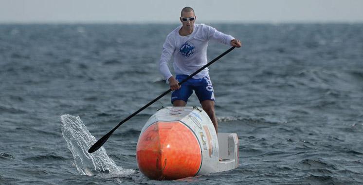 Aventure: Traverser l'Atlantique en paddle sans assistance !