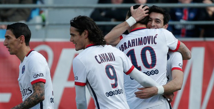 France : 6ème titre de champion pour le PSG
